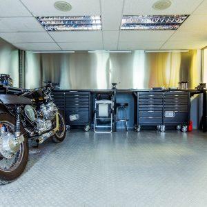 Quelles sont les étapes pur construire un garage ?